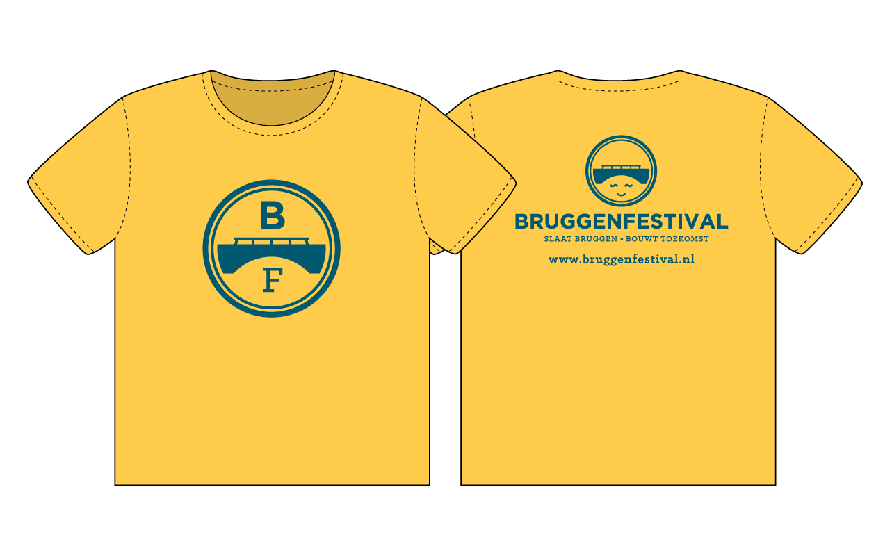 Bruggenfestival T-shirts