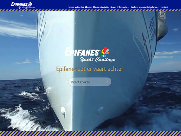 Epifanes Yacht Coatings BV